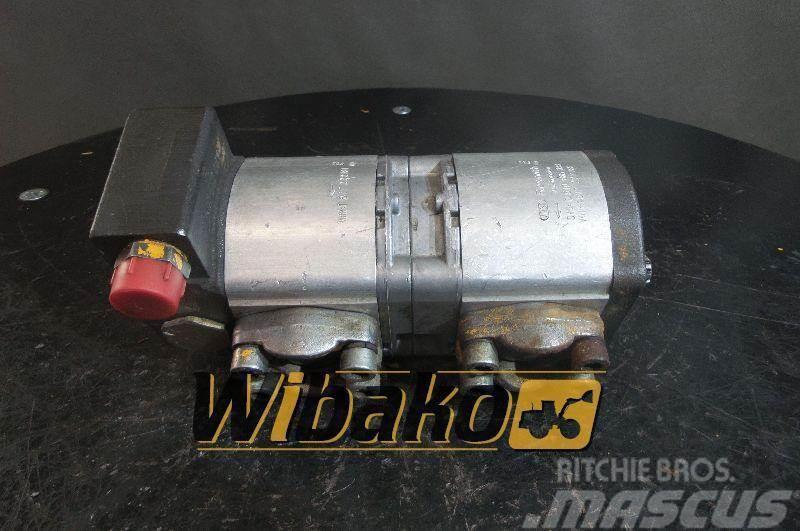 Bosch Gear pump / Pompa zębata Bosch 0510665388