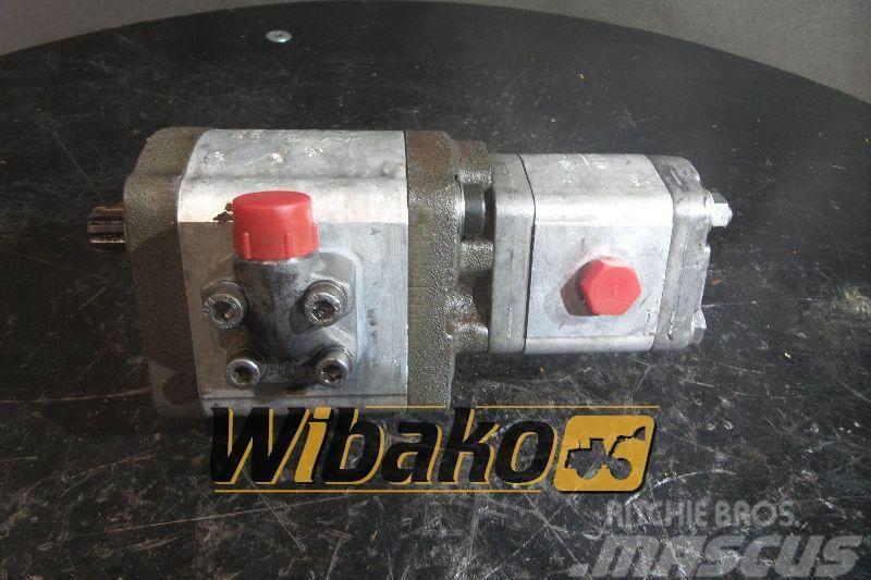 Bosch Gear pump / Pompa zębata Bosch 0510666003 15172227