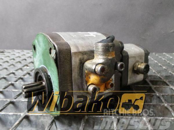 Bosch Hydraulic pump / Pompa hydrauliczna Bosch 15172229