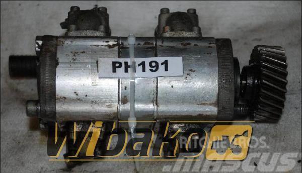 Bosch Hydraulic pump / Pompa pomocnicza Bosch 0510565327