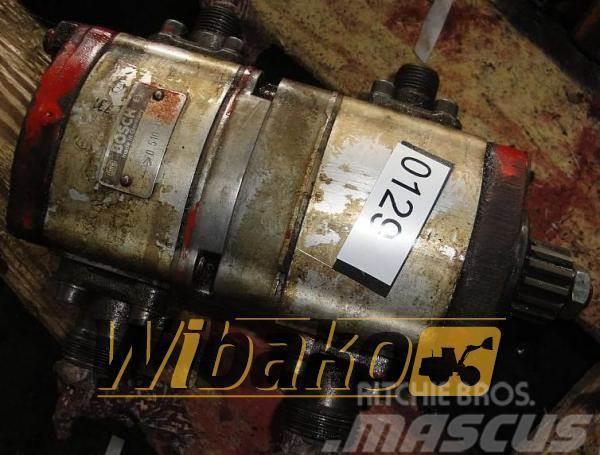 Bosch Hydraulic pump / Pompa pomocnicza Bosch 0510166011