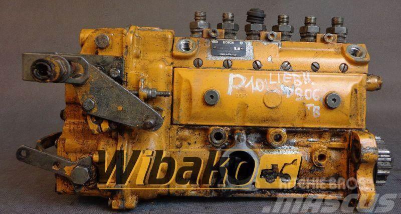 Bosch Injection pump Bosch 0400876322 PES6A95D410RS2689