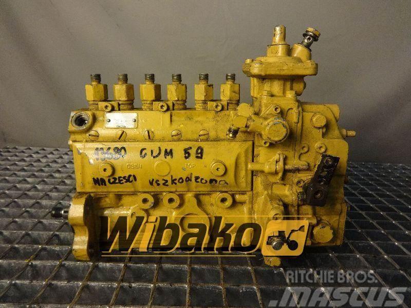 Bosch Injection pump Bosch 040008438122 PES6A95D120RS288