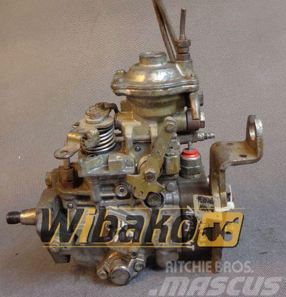 Bosch Injection pump Bosch 0460424097 2643H077