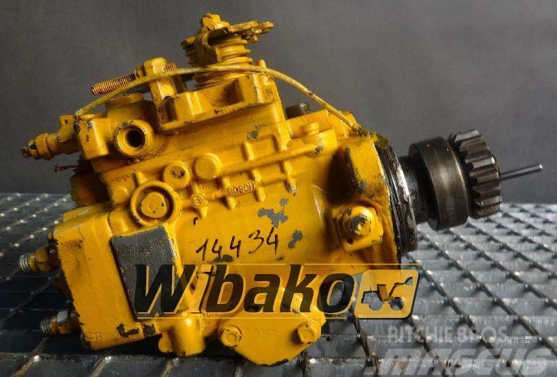 Bosch Injection pump Bosch 0460424158 VE4/12F1000R754