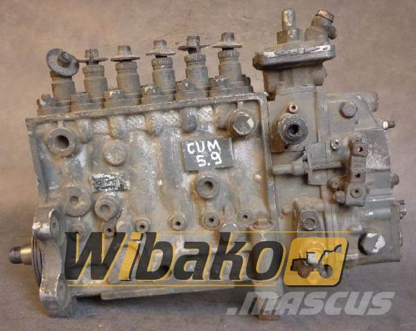 Bosch Injection pump / Pompa wtryskowa Bosch 040206670 P