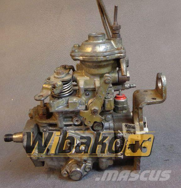 Bosch Injection pump / Pompa wtryskowa Bosch 0460424097