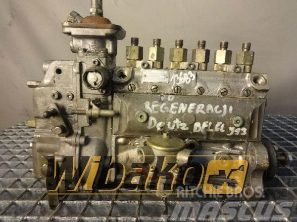 Bosch Injection pump / Pompa wtryskowa Bosch 0400866125