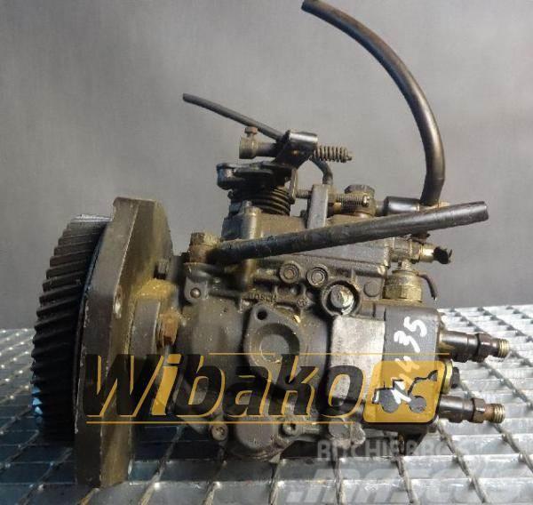 Bosch Injection pump / Pompa wtryskowa Bosch 0460404076
