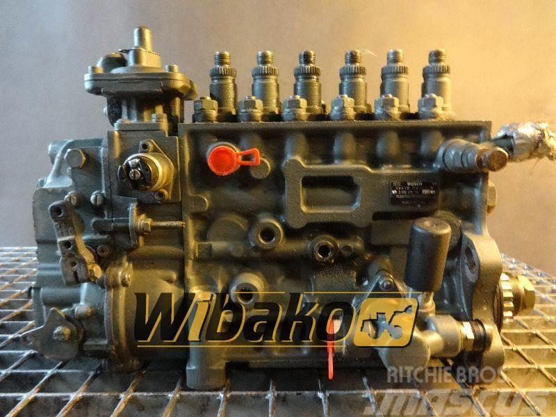 Bosch Injection pump / Pompa wtryskowa Bosch 0402076748