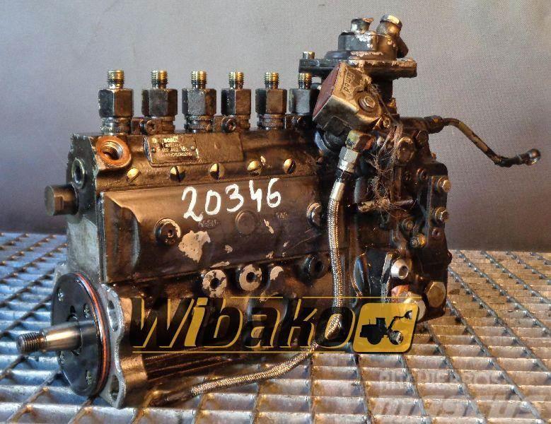 Bosch Injection pump / Pompa wtryskowa Bosch 002A0Z188 P