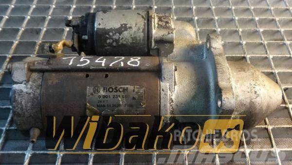 Bosch Starter Bosch 0001231008