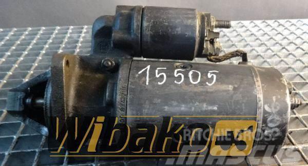 Bosch Starter Bosch 0001368306