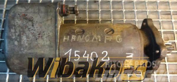 Bosch Starter / Rozrusznik Bosch 0001410111