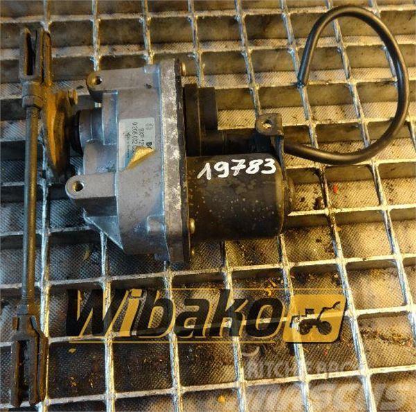 Bosch Stepper motor Bosch BXP12V