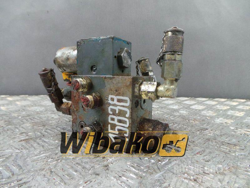 Bosch Valves set / Zestaw zaworów BOSCH 081WV06P1V1012WS
