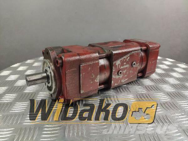 Bucher Hydraulik Hydraulic pump Bucher Hydraulik QT33-012