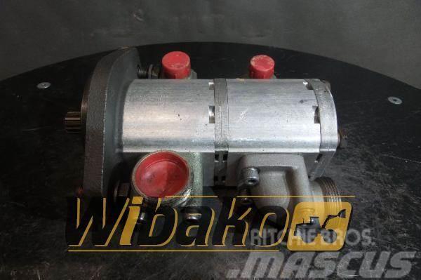 Casappa Gear pump Casappa PLP20.20-04S5-LBM/BC/20.20-LBM/B