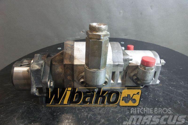 Casappa Hydraulic pump Casappa CPL33D/S2A/SB/EB CPL13D