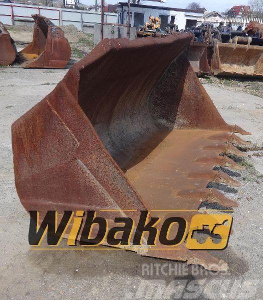 CASE Bucket (Shovel) for wheel loader / Łyżka do ładowa