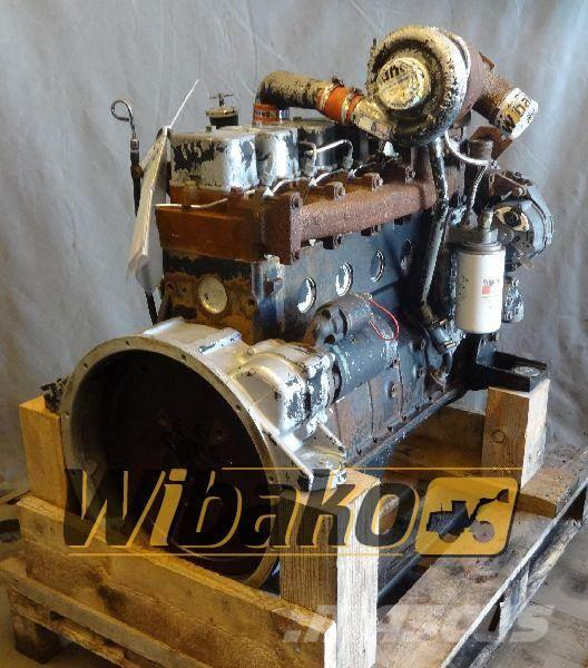 CASE Engine Case 6T-590 1989061C1