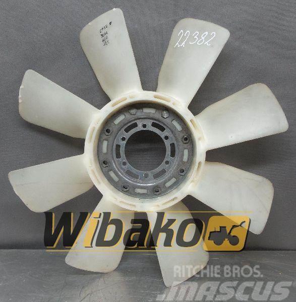 CASE Fan / Wentylator Case E065378