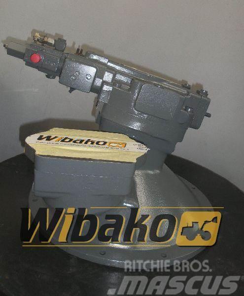 CASE Main pump Case 8911090