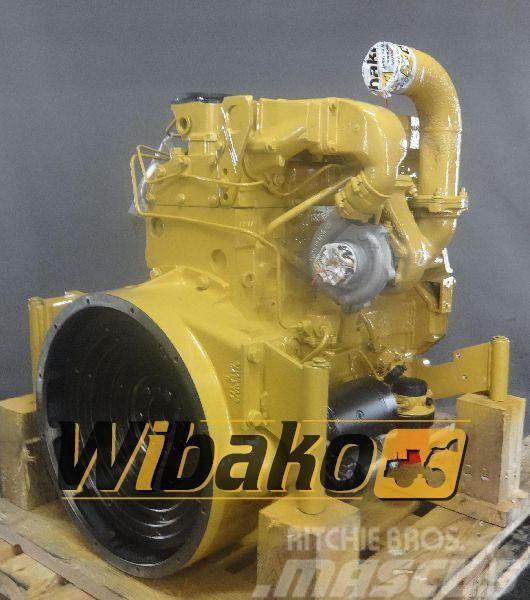 Caterpillar Engine / Silnik spalinowy Caterpillar 3054T 6FK