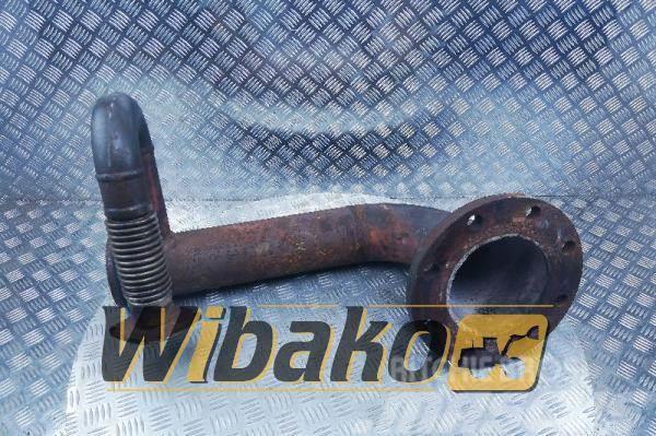 Caterpillar Exhaust connector Caterpillar 3408