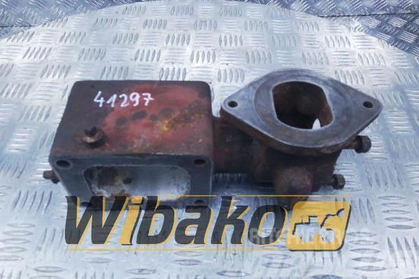 Caterpillar Exhaust mainfold hub Caterpillar 3408 4W9636