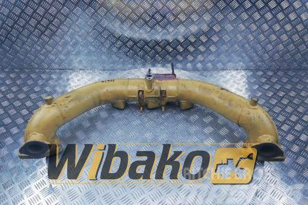 Caterpillar Exhaust mainfold hub Caterpillar 3408 147-0642