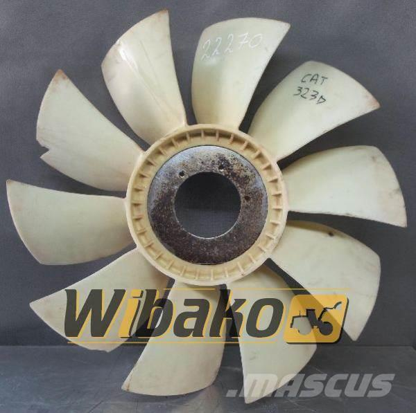 Caterpillar Fan / Wentylator Caterpillar 10/73