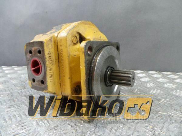 Caterpillar Gear pump / Pompa zębata Caterpillar MCZ2208C5B74D