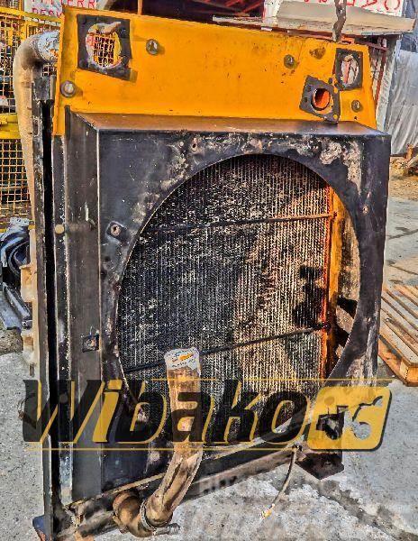 Caterpillar Oil-water radiator / Chłodnica wodno-olejowa Cater