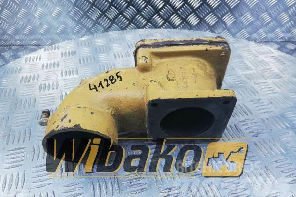Caterpillar Thermostat elbow Caterpillar 3408 4N3964
