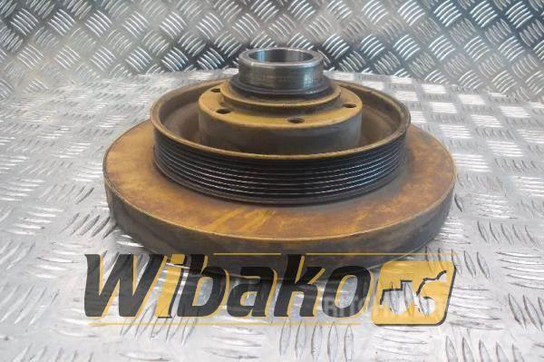 Caterpillar Vibration damper + pulley Caterpillar C6.6 274-192