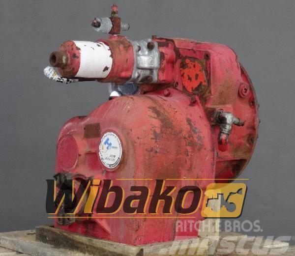 Clark Gearbox/Transmission / Skrzynia redukcyjna Clark 1