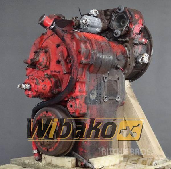 Clark Gearbox/Transmission / Skrzynia biegów Clark 15HR3