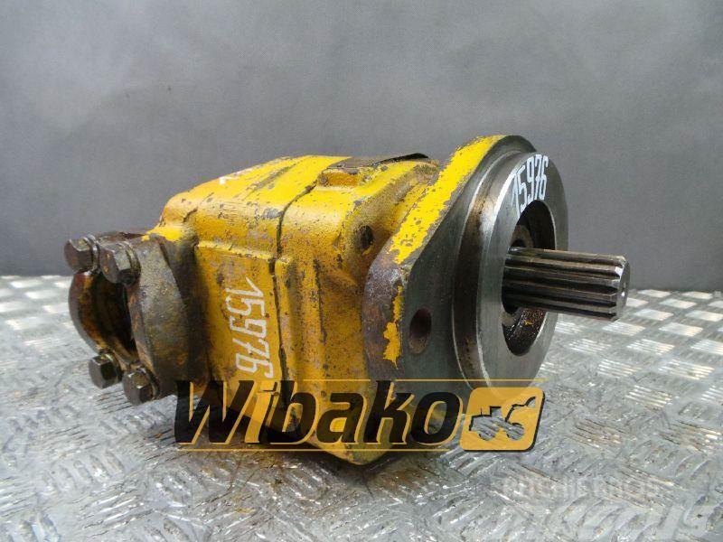 Commercial Gear pump / Pompa zębata Commercial 273229113 038