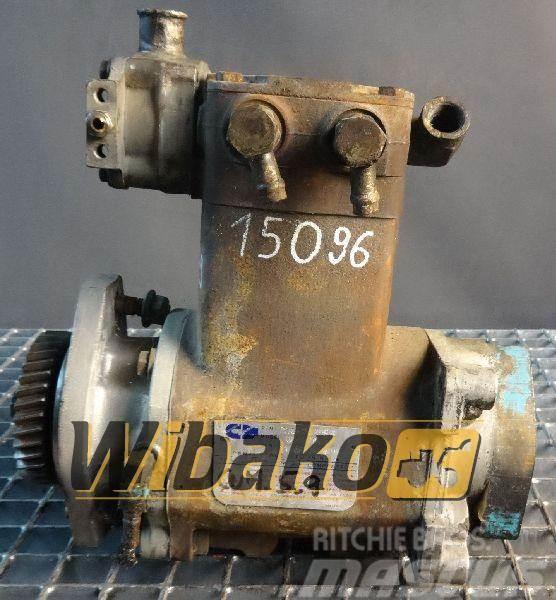 Cummins Compressor / Kompresor Cummins QE338B 3558212-RX