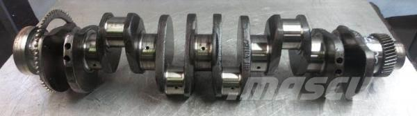 Cummins Crankshaft Cummins QSL9 3965009