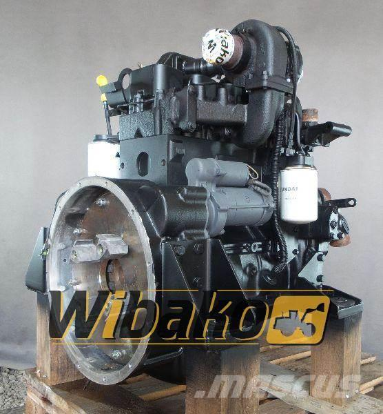Cummins Engine Cummins 4BTA3.9-C CPL594