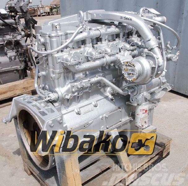 Cummins Engine / Silnik spalinowy Cummins NTE-350 BIG CAM