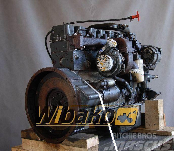 Cummins Engine / Silnik spalinowy Cummins B145 CPL2014
