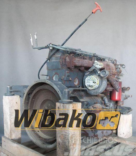 Cummins Engine / Silnik spalinowy Cummins 6BT5.9-212 CPL22