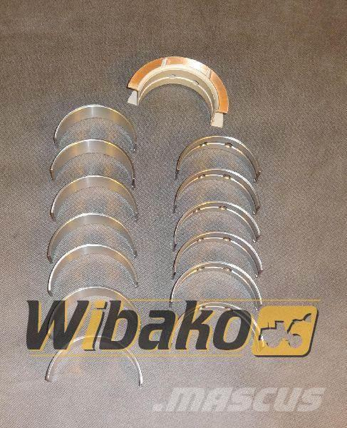 Cummins Main bearings / Panewki główne Cummins 6CT 3802211