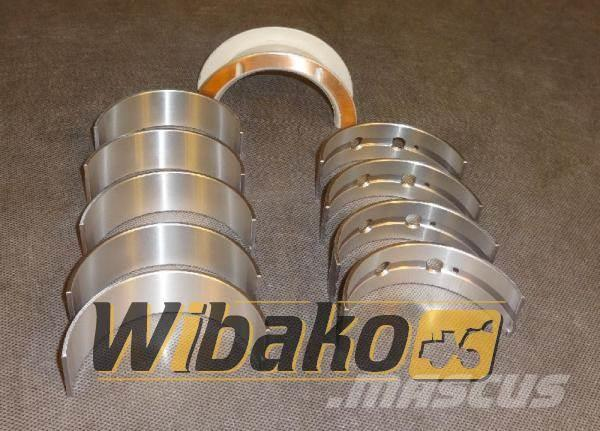 Cummins Main bearings / Panewki główne Cummins 4BT 3802012