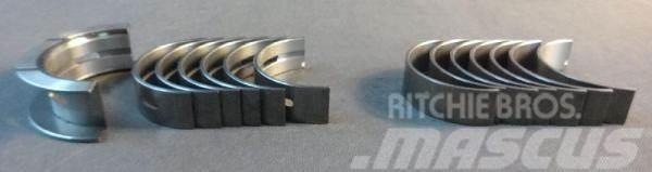Cummins Main bearings / Panewki główne Cummins QSC/QSL 394