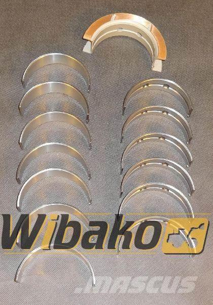 Cummins Rod bearings / Panewki korbowodowe Cummins 6BT 390