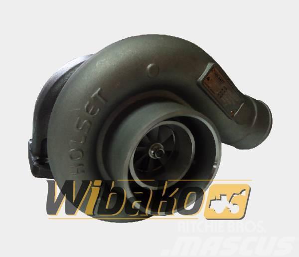 Cummins Turbocharger / Turbosprężarka Cummins 6BT 3528237